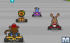 Mario kart versión Cachorros