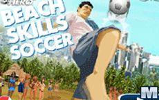 Juego de futbol playa - Cracks