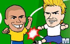 Lucha libre en el mundial de fútbol