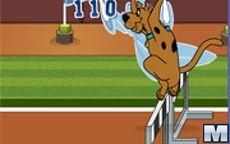 Scooby-Doo Hurdle Race