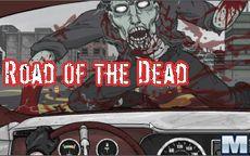 Road Of The Dead - Atropella a los zombies sin compasión