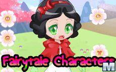 Fairytale Characters - Vestir chicas
