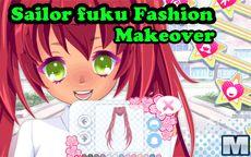 Sailor Fuku Fashion - Vestir a la moda