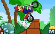 Mario Motos Stunts, juegos de motos de mario