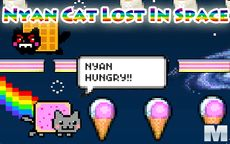 Nyan Cat Lost In Space