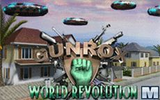Gunrox - World Revolution