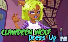 Juego de vestir a Clawdeen Wolf, Serie de Monster High