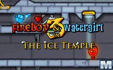 Fuego y Agua 3: El templo helado