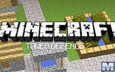 Minecraft Twer Defense 2
