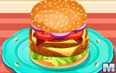 Mamá a prueba - Cocina una hamburguesa para tú familia