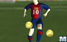 Messi and his 4 Ballon d'Or