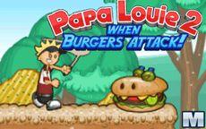 Papa Louie 2: When Burguers Attack