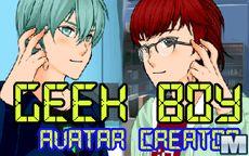 Geek Boy Avatar Creator