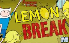 Adventure Time: Lemon Break