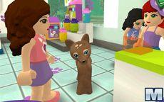 Lego Friends: Pet Salon Game