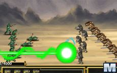 Humaliens Vs Battle Gear 2