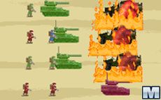 MassiveWar Vs BattleGear