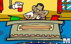 Obama Saw Game 2