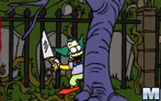 The Simpsons Zombie Shooter