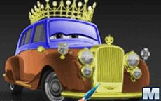 Disney Cars: Airbush