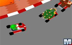 Mario Kart 3D