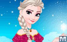 Elsa Frozen Haircuts