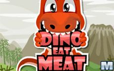 Dino Eat Meat