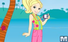 Polly Pocket Girl Photographer