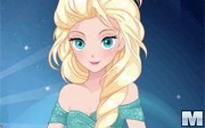 Elsa Manga Fashion Designs