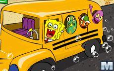Spongebob School Bus