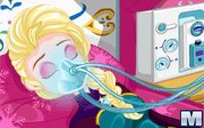 Elsa's Stomach Virus