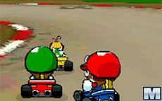 Super Mario Kart 3D Racing