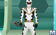 Power Rangers Dress Up
