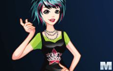 Emo Girl Makeover