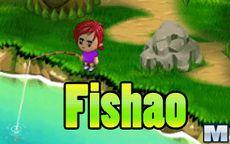 Juego de pesca MULTIPLAYER - Fishao