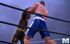 Juego para movil Ultimate Boxing - Boxeo 3D