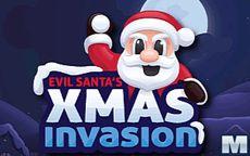 Invasión en Navidad