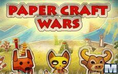 Paper Craft Wars
