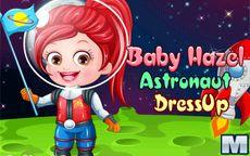 Baby Hazel Astronaut Dress-Up