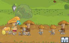 Mushroom Haboom: Battle