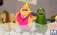 Pickle & Peanut: Mjart Mart
