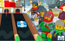 Lego Santas Toy Factory