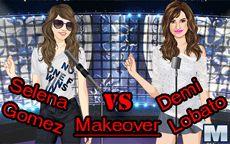 Duelo de vestimentas: Selena Gomez contra Demi Lovato