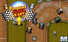 Penguins Super Kart HD