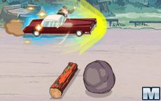 Gravity Falls The Great Stanmobile Escape