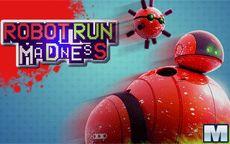 Robot Run Madness
