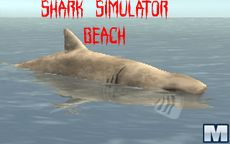Shark Simulator Beach