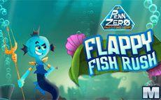 Flappy Fish Rush