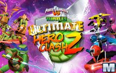 TMNT Vs Power Rangers 2: Ultimate Hero Clash 2
