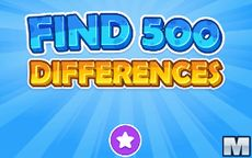 Find 500 Differences